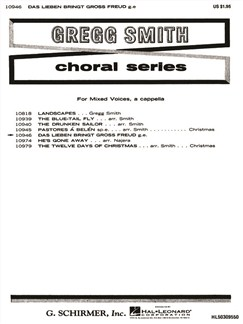 Arr. Gregg Smith: Das Lieben Bringt Gross Freud Books | Choral, SATB