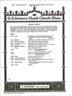 Felice De Giardini: Come, Thou Almighty King Books | Trumpet, SATB, Piano Chamber