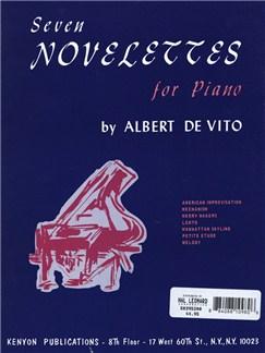 Albert De Vito: Seven Novelettes Books | Piano