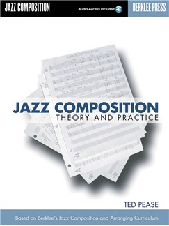 Jazz Composition: Theory And Practice (Book/Online Audio) Books and Digital Audio |