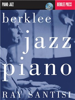 Ray Santisi: Berklee Jazz Piano Books and CDs | Piano