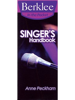 Anne Peckham: Singer's Handbook Books | Voice