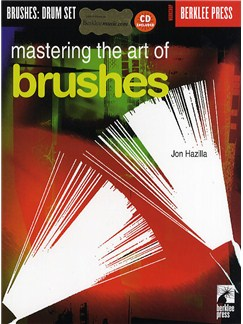 Mastering The Art Of Brushes (Book/CD) Books and CDs | Drums
