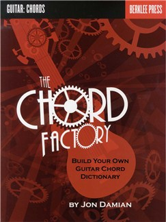 Jon Damian: The Chord Factory Books | Guitar
