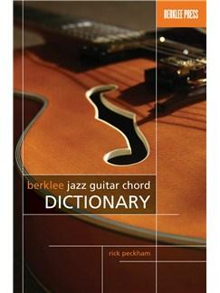 Rick Peckham: Berklee Jazz Guitar Chord Dictionary Books | Guitar