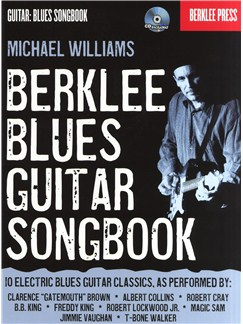 Berklee Blues Guitar Songbook Books and CDs | Guitar