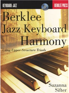 Suzanna Sifter: Berklee Jazz Keyboard Harmony Books and CDs | Piano