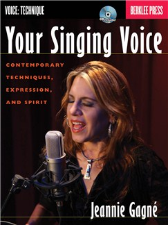 Jeannie Gagné: Your Singing Voice Books and CDs | Voice