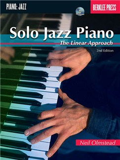 Neil Olmstead: Solo Jazz Piano – 2nd Edition Books | Piano