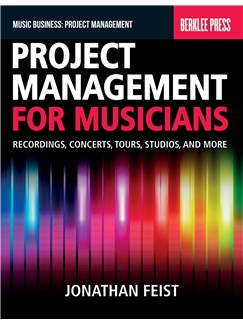 Jonathan Feist: Project Management For Musicians Books |