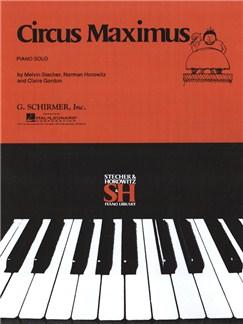 Melvin Stecher/Norman Horowitz/Claire Gordon: Circus Maximus Books | Easy Piano