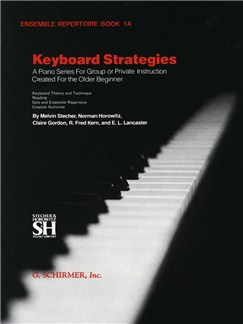 Keyboard Strategies: Ensemble Repertoire - Book 1A (For Duets 2-6 Pianos) Books | Piano Duet