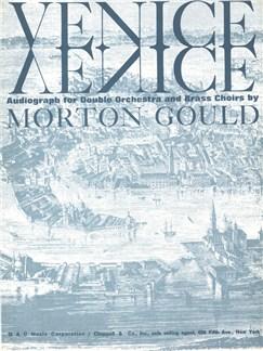 Morton Gould: Venice Books | Brass Ensemble, Orchestra