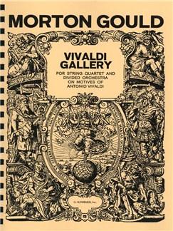 Morton Gould: Vivaldi Gallery Books | Score