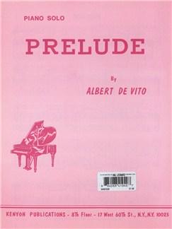 Albert De Vito: Prelude Books | Piano