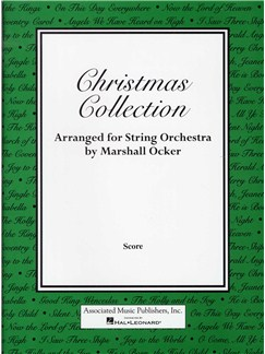 Christmas Collection (Score) Books | Score