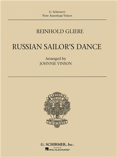 Reinhold Gliere: Russian Sailor's Dance (Arr. Johnnie Vinson) Books | Big Band & Concert Band
