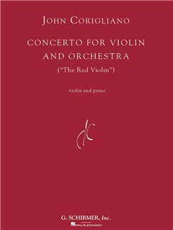 John Corigliano: Concerto For Violin And Orchestra Books | Voice, Piano Accompaniment