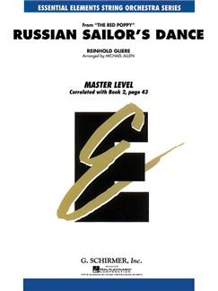 Reinhold Gliere: Russian Sailor's Dance (Arr. Michael Allen) Books | String Orchestra