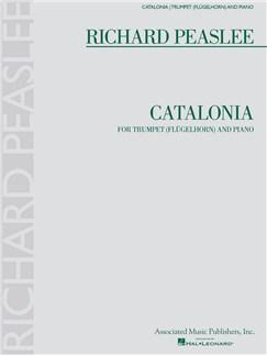 Richard Peaslee: Catalonia Books   Trumpet, Piano Accompaniment