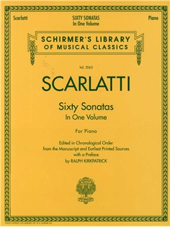Domenico Scarlatti: Sixty Sonatas - Books 1 And 2 Books | Piano
