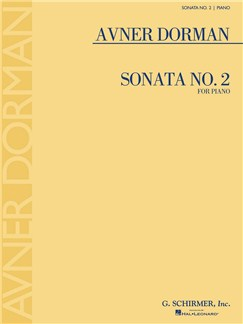 Avner Dorman: Sonata No.2 Books | Piano