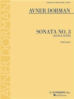Avner Dorman: Sonata No.3 (Dance Suite) Books | Piano