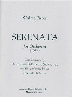 Walter Piston: Serenata Books | Orchestra
