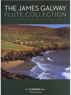 The James Galway Flute Collection Books | Flute, Piano Accompaniment