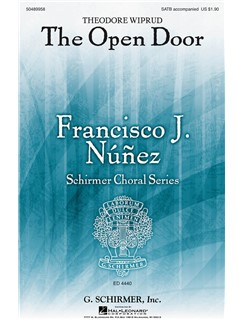 Theodore Wiprud: The Open Door Books | Choral, SATB