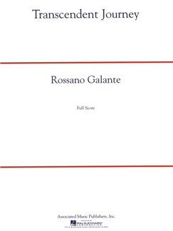Rossano Galante: Transcendent Journey Books | Orchestra