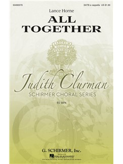 Philip Littell/Lance Horne: All Together Books | Choral, SATB