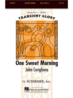 John Corigliano: One Sweet Morning - SSAA Accompanied Books | Choral, SSAA