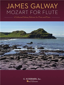 Ed. James Galway: Mozart For Flute Books | Flute
