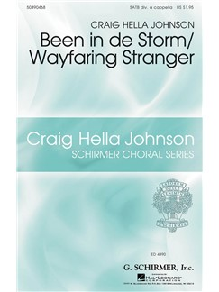 Craig Hella Johnson: Been In De Storm/Wayfaring Stranger Books | Choral, SATB