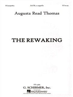 Augusta Read Thomas: The Rewaking Books | Choral, SATB