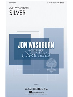 Jon Washburn: Silver Books | SAB, Piano Accompaniment