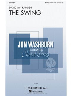 David Von Kampen: The Swing Books | SATB, Piano Accompaniment
