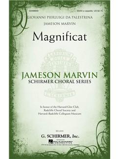 Giovanni De Palestrina: Magnificat Books | Choral, SSAA