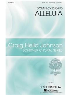 Dominick DiOrio: Alleluia Books | Choral, SATB