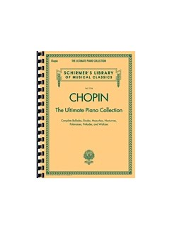 Chopin: The Ultimate Piano Collection Books | Piano