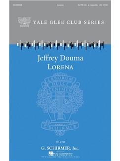 Jeffrey Douma: Lorena Books | Choral, SATB