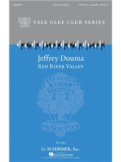 Arr. Jeffrey Douma: Red River Valley Books | Choral, SATB