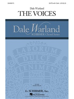 Dale Warland Choral Series: The Voices Books | SATB