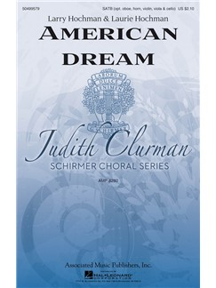 Larry And Laurie Hochman: American Dream Books | Choral, SATB