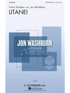 Franz Schubert: Litanei Books | Choral, SATB
