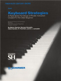 Keyboard Strategies: Twentieth Century Idioms Books | Piano