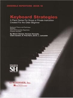 Keyboard Strategies: Ensemble Repertoire Book 1B Books | Piano