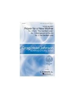 Doug Brandt: Prayer For A New Mother Books | SATB