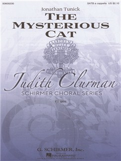 Jonathan Tunick: The Mysterious Cat Books | Choral, SATB